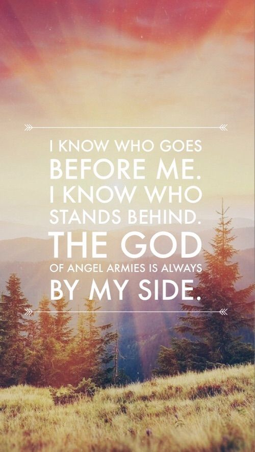God of Angel Armies by Chris Tomlin