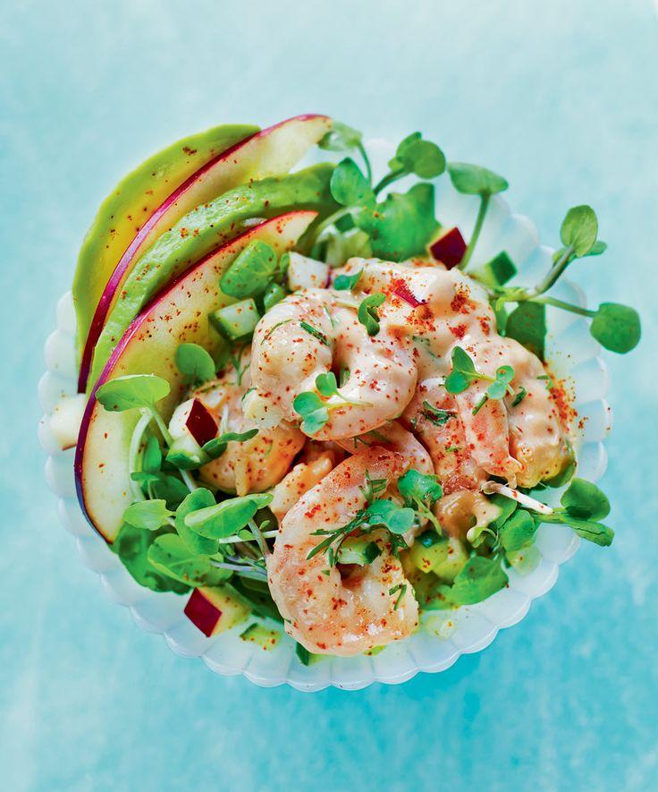 The ultimate prawn cocktail - Morrisons Magazine recipe