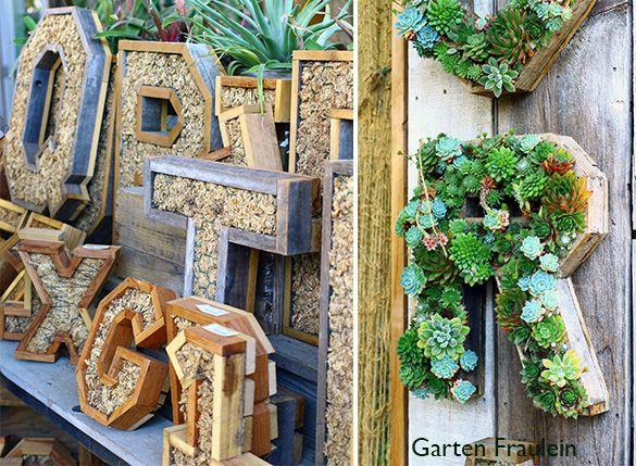 296 best Ideen für den Garten - DIY - Selbermachen images on - ausgefallene gartendeko kaufen