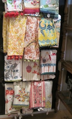 Best 25 dish towels ideas on pinterest kitchen towels hanging anthropologie dish towels maybe i could afford these anyway uh probably not diy pom pom edging on quilt fabric dish towels solutioingenieria Image collections