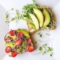 Картинки по запросу sandwich with avocado and egg
