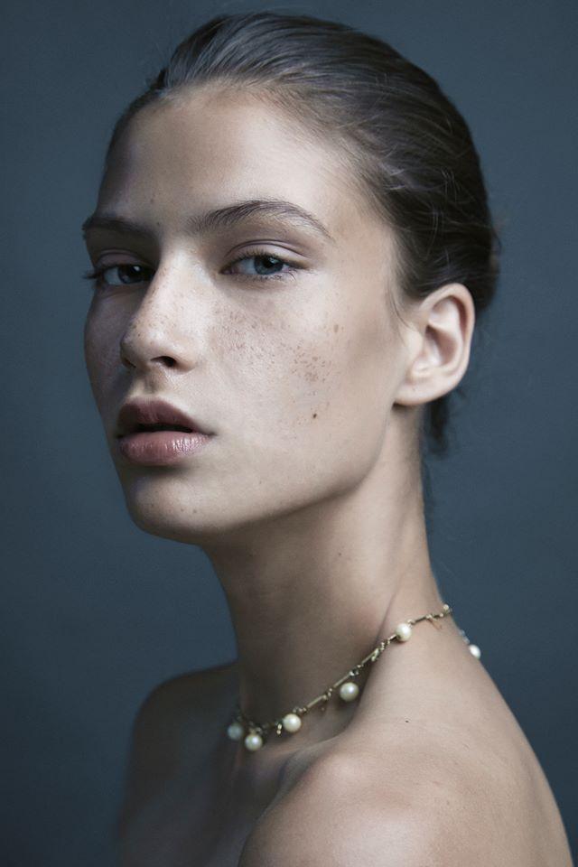 Ph: Federico Iannaccone - Model: Teodora Aleksic - Concept: Kim Krempien