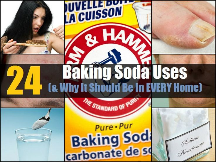 The benefits and uses for baking soda are endless. Here we explore the top 24 baking soda uses and reveal why you need some in your home!