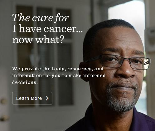 I have cancer...now what? Check out #LIVESTRONG Navigation Services for tools to help you make informed decisions after a diagnosis. #DailyCures