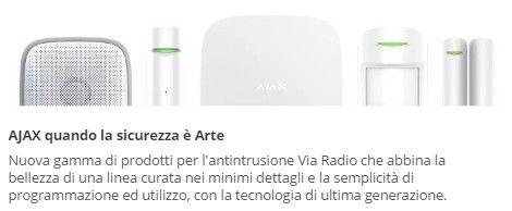 AJAX nuovo sistema d'allarme Via Radio...bello, semplice, pratico e tecnologico http://eepurl.com/cHThen #sicurezza #allarme #hitech #icenextbo
