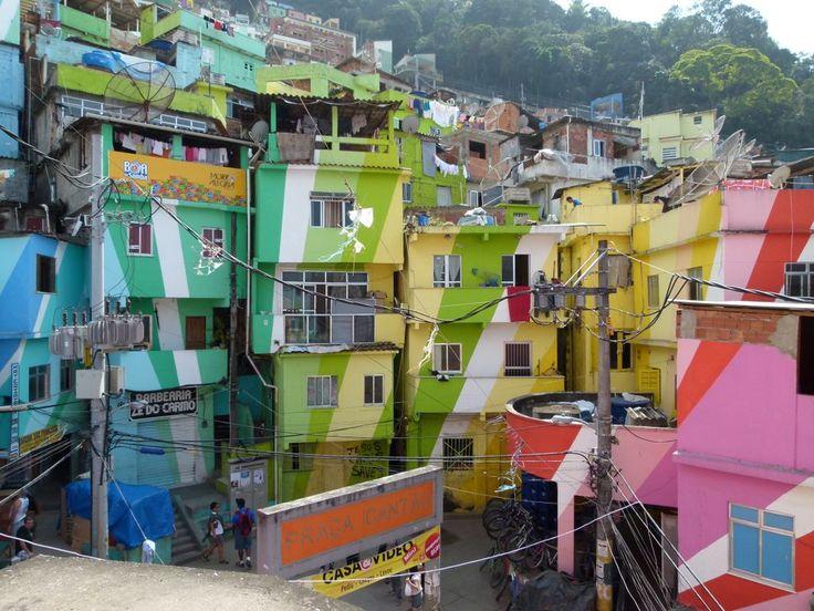The Favelas at Rio de Janeiro. http://www.vivaexpeditions.com/south-america-tours/brazil-travel/rio-de-janeiro-iguacu-falls-and-buenos-aires