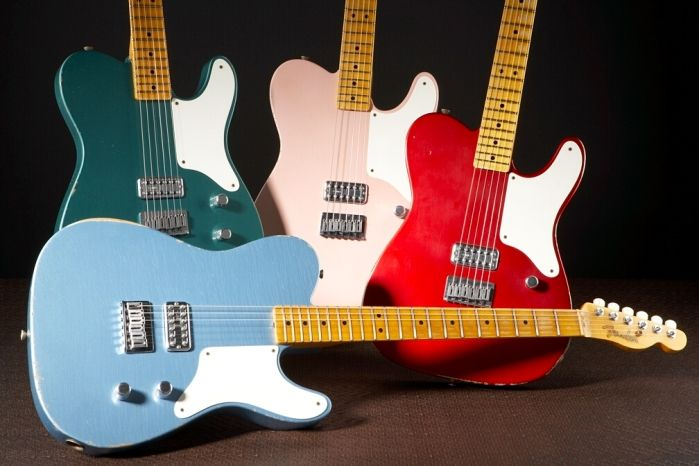 La Cabronita Fender Telecaster Guitars
