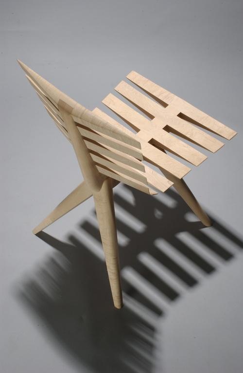 Flight Chair - Designed by Matthew Weatherly