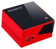 Gigabyte - Brix Pro Desktop - Intel Core i5 - Red