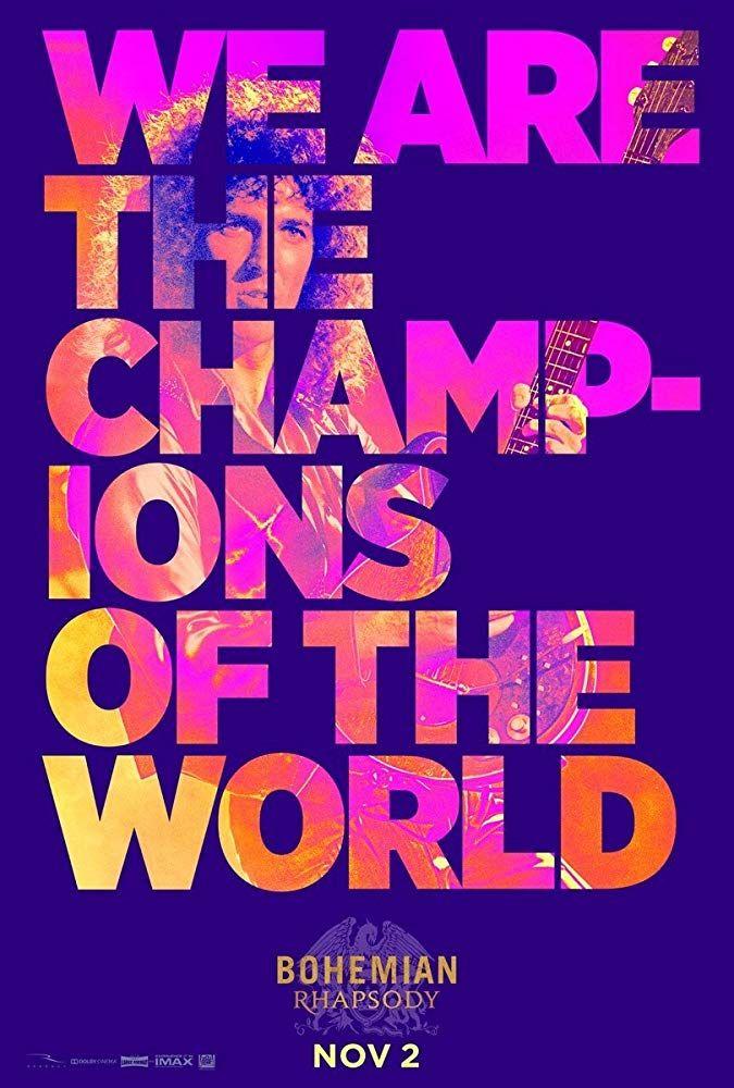 Latest Posters Bohemian Rhapsody Películas Completas Letras De Canciones