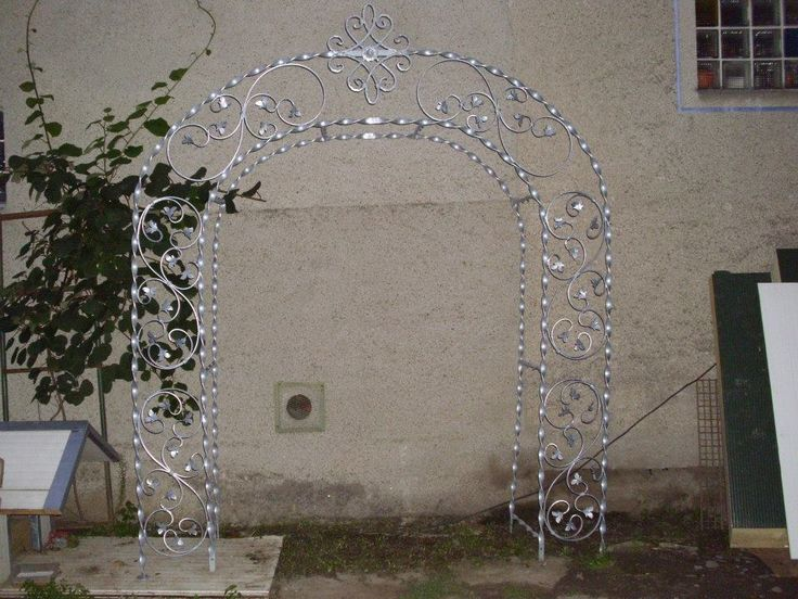 svatební brána pricess stříbrná