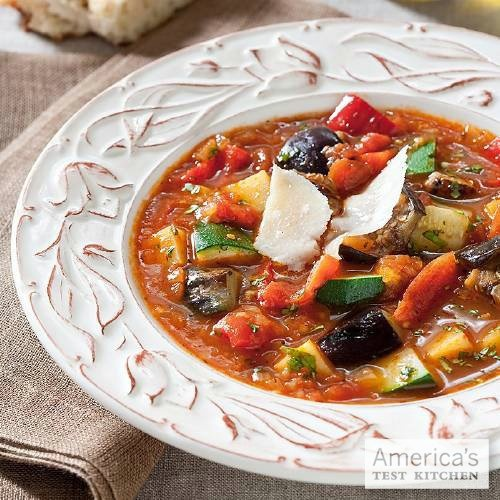Italian vegetables, Vegetable stew and Stew on Pinterest