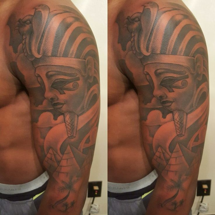 King Tut Tattoo
