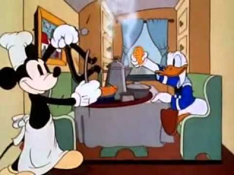 Mickey Mouse Cartoons - Mickey's Trailer