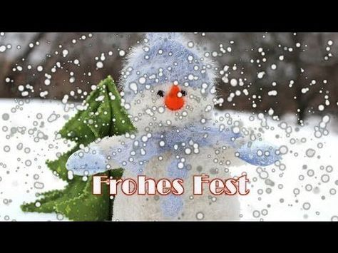 Mein Weihnachtsvideogruß \