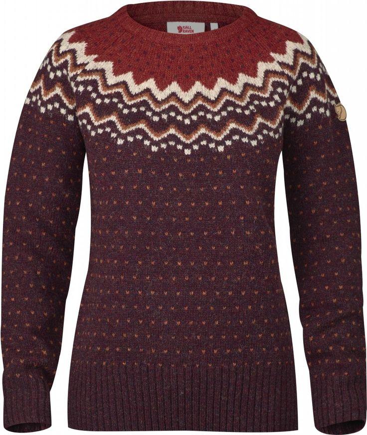 Fjellreven Övik Knit Sweater Women - Gensere - Dame
