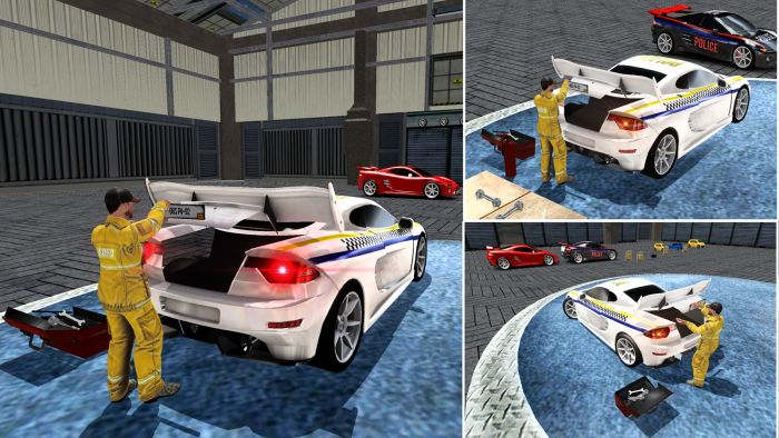 Top 10 Free Car Mechanic Simulation Games To Play Right Now