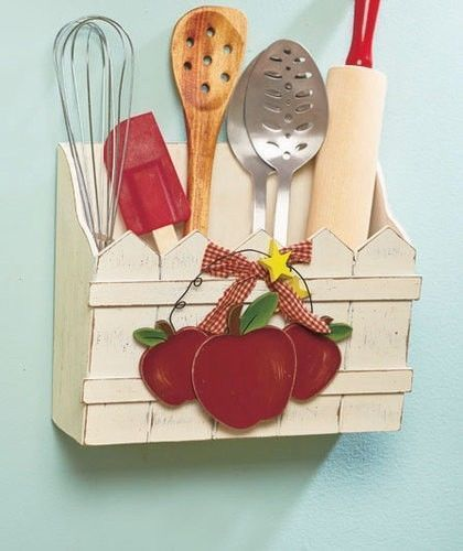446 best images about wood crafts on pinterest for Apple kitchen ideas