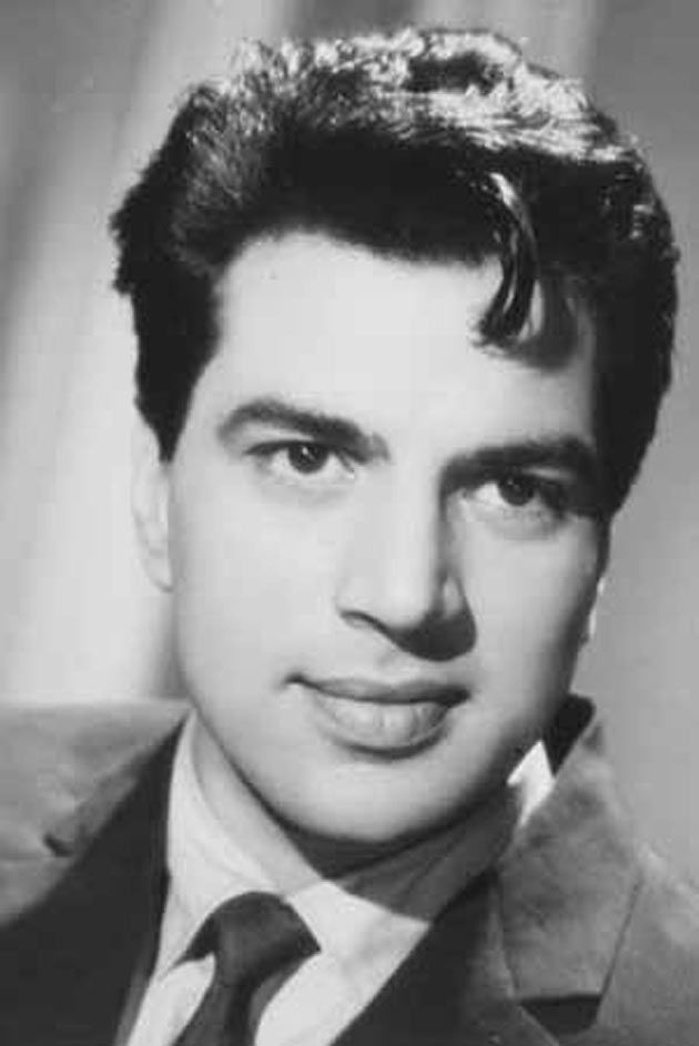 Dharmendra. Once named as the 7th handsomest man in the world and the handsomest man in Hindi cinema in the 1960's.