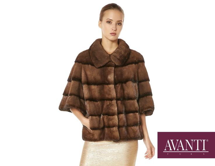 AVANTI FURS - MODEL: 1128 MINK JACKET #avantifurs #fur #fashion #fox #luxury #musthave #мех #шуба #стиль #норка #зима #красота #мода #topfurexperts