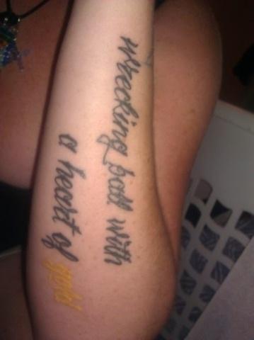 100 best tattoo ideas images on pinterest tattoo ideas for Heart of gold tattoo