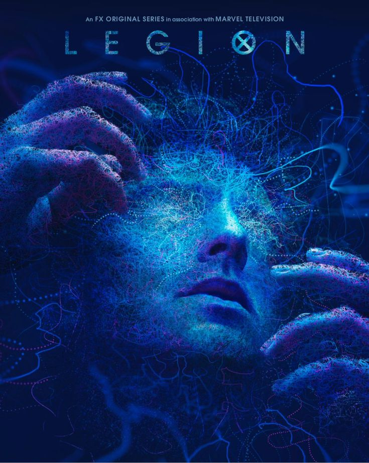 Dan Stevens Shares a New Legion Poster