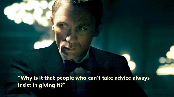 Casino Royale (2006) Daniel Craig as Bond.. James Bond... Double 'O' 7  https://www.facebook.com/Quotes2Reminisce