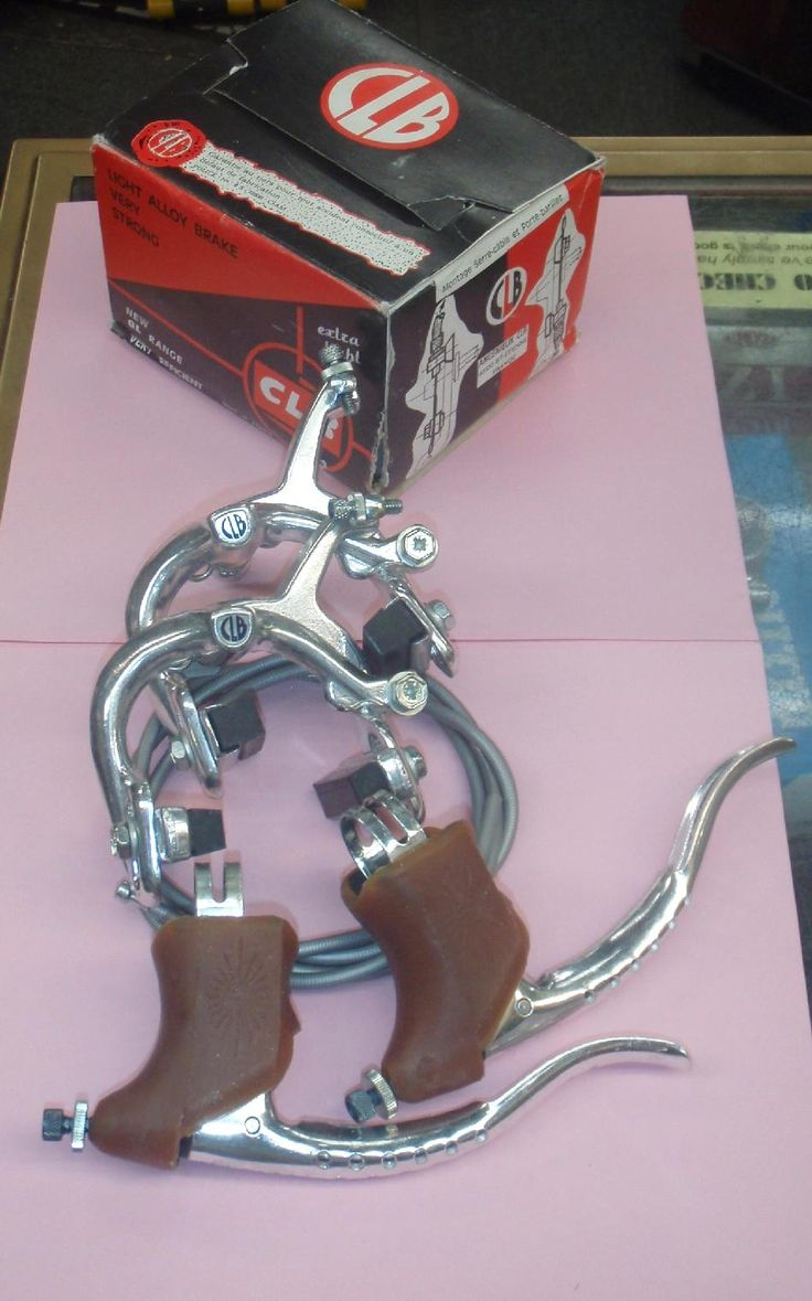 C. L. B. Classic French Bicycle Brakes and Service Parts for CLB Brakes