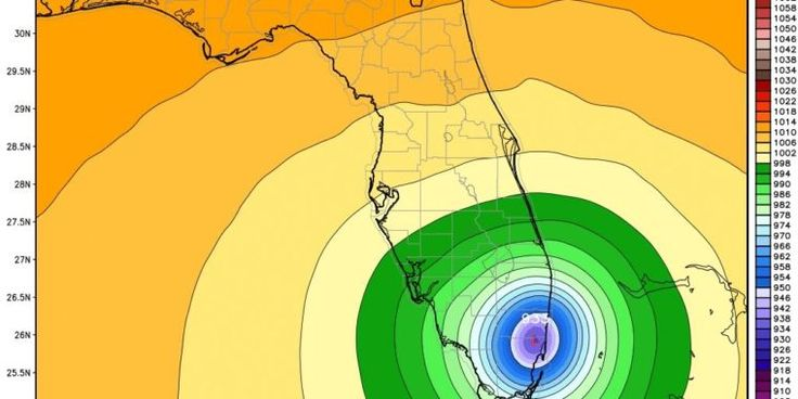 Here's what the world's most accurate weather model predicts for Irma