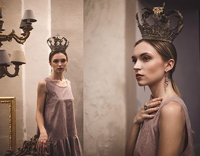 collaboration MARP by Maria Pshenichnikova and Designer of jewels Arlo Haisek