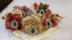 Dry fruit packing- Vrishti Creations