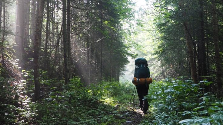 Actualités | 40 jours sur le Sentier international des Appalaches | Espaces