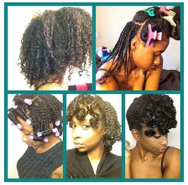 #52Weeks of #ProtectiveStyles  natural protective hairstyle.