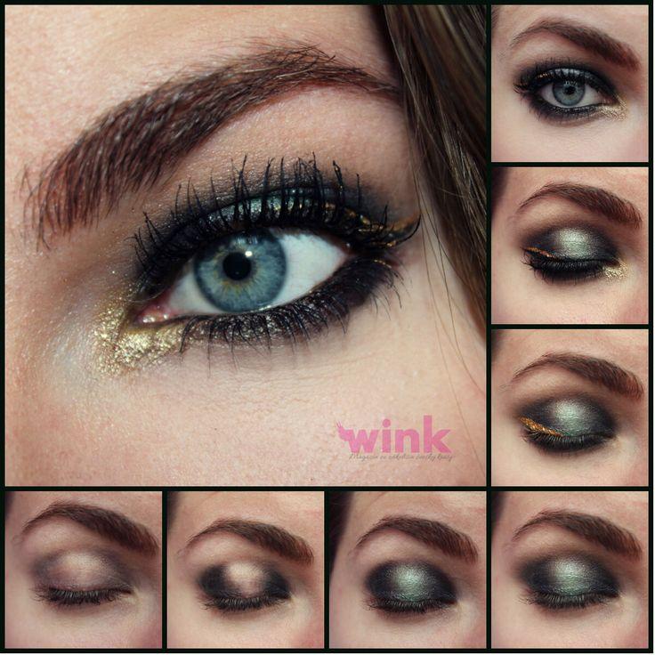 Silvestrovské luxusné líčenie! http://wink.sk/beauty/makeup/step-by-step-silvestrovske-licenie.aspx