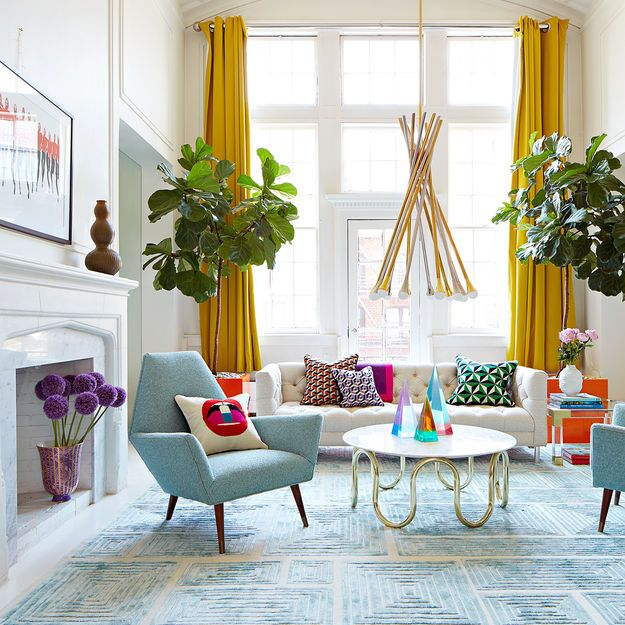 Electrum chandelier by Jonathan Adler | $1,995