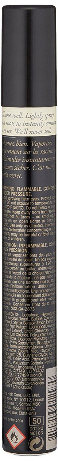 ORIBE Airbrush Root Platinum Touch-Up Spray, 0.7 oz. -- Learn more by visiting the image link. #hairinspiration