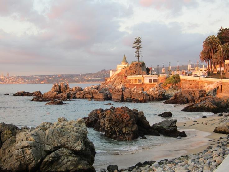 Vina del Mar, Chile. Photo by CD.