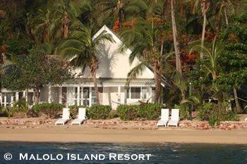 Malolo Island Deluxe Bure, Malolo Island, Fiji