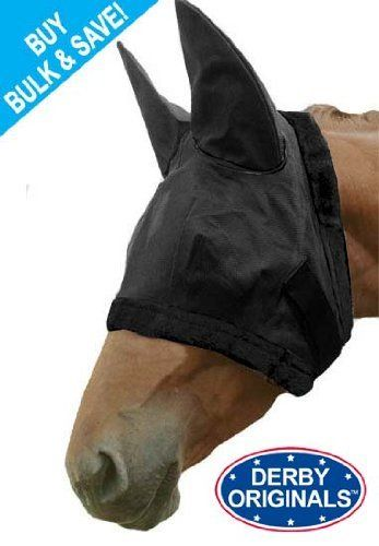 Derby Originals Horse Fly Mask with Ears . $12.95