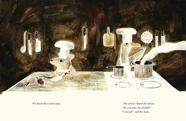 The Wolf the Duck & the Mouse by Mac Barnett and Jon Klassen