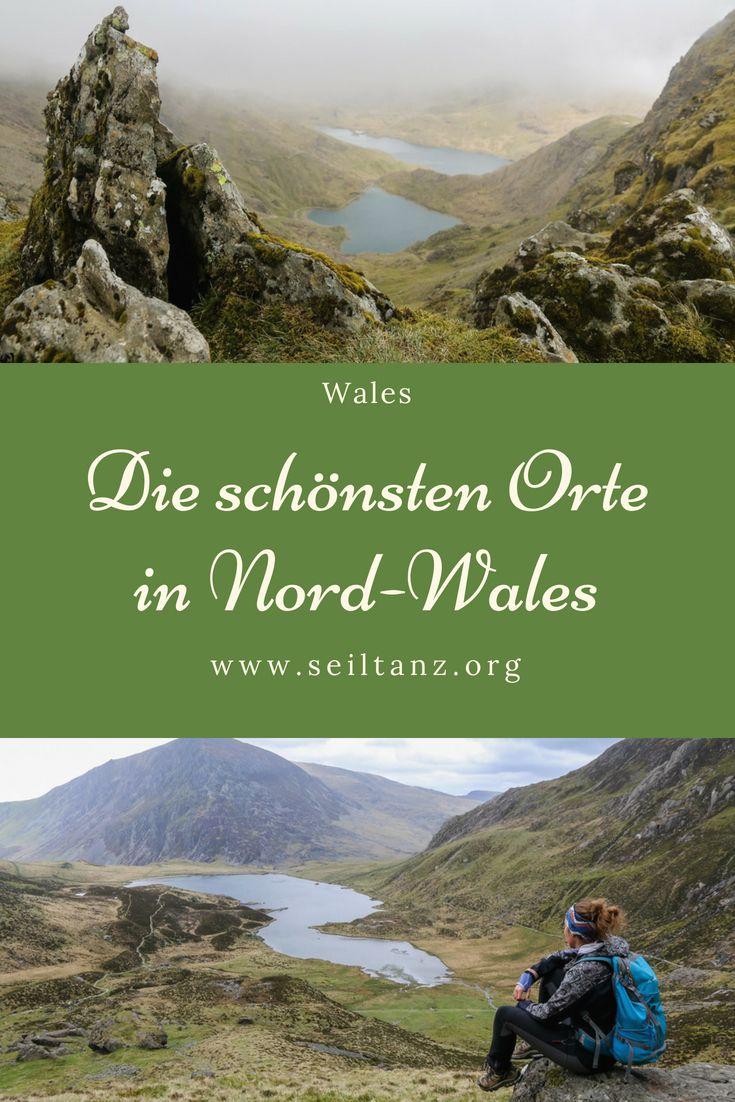 Die Insel Angelsey und der Snowdonia Nationalpark im Norden von Wales haben sovi…