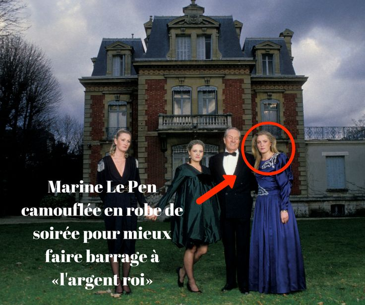 11 Photos That Prove Marine Le Pen Is France's True Anti-Establishment Candidate | BuzzFeed  - Latest | Bloglovin'