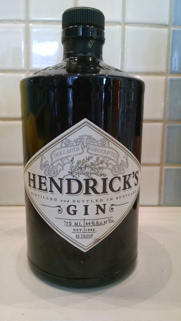 Go-to Gin. Perfect for a Martini or a Rickey or with tonic.