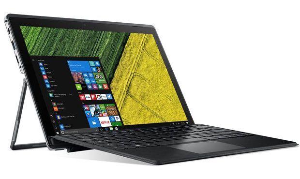 Switch 5 si Switch 3, noile notebook-uri 2-in-1 de la Acer cu Windows 10
