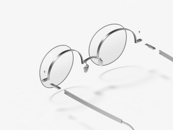 "nothingtochance: ""MINIUM Glasses Design by jeon yeongwon """