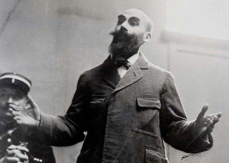 February 25, 1922: Serial killer Henri Landru is executed - French serial killer Henri Landru, convicted of murdering 10 women and the son of one of them is executed in Versailles.