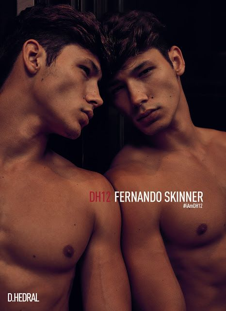 American Idle: Fernando Skinner by Daniel Jaems for Dhedral DH 12 Rio!