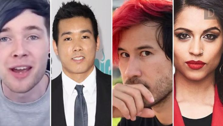Meet The Social Media Millionaires: These Are The 10 Highest-Paid YouTubers of 2017