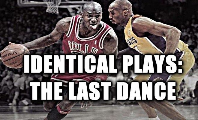 Kobe Bryant vs Michael Jordan – Check Out Part 3 Of These Insane Identical Plays By Two Of The Greatest To Ever Play Basketball!