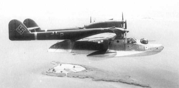 Blohm & Voss BV-138-C1 Seedrache